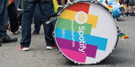 Spotify Embraces Slogan Music for Everyone