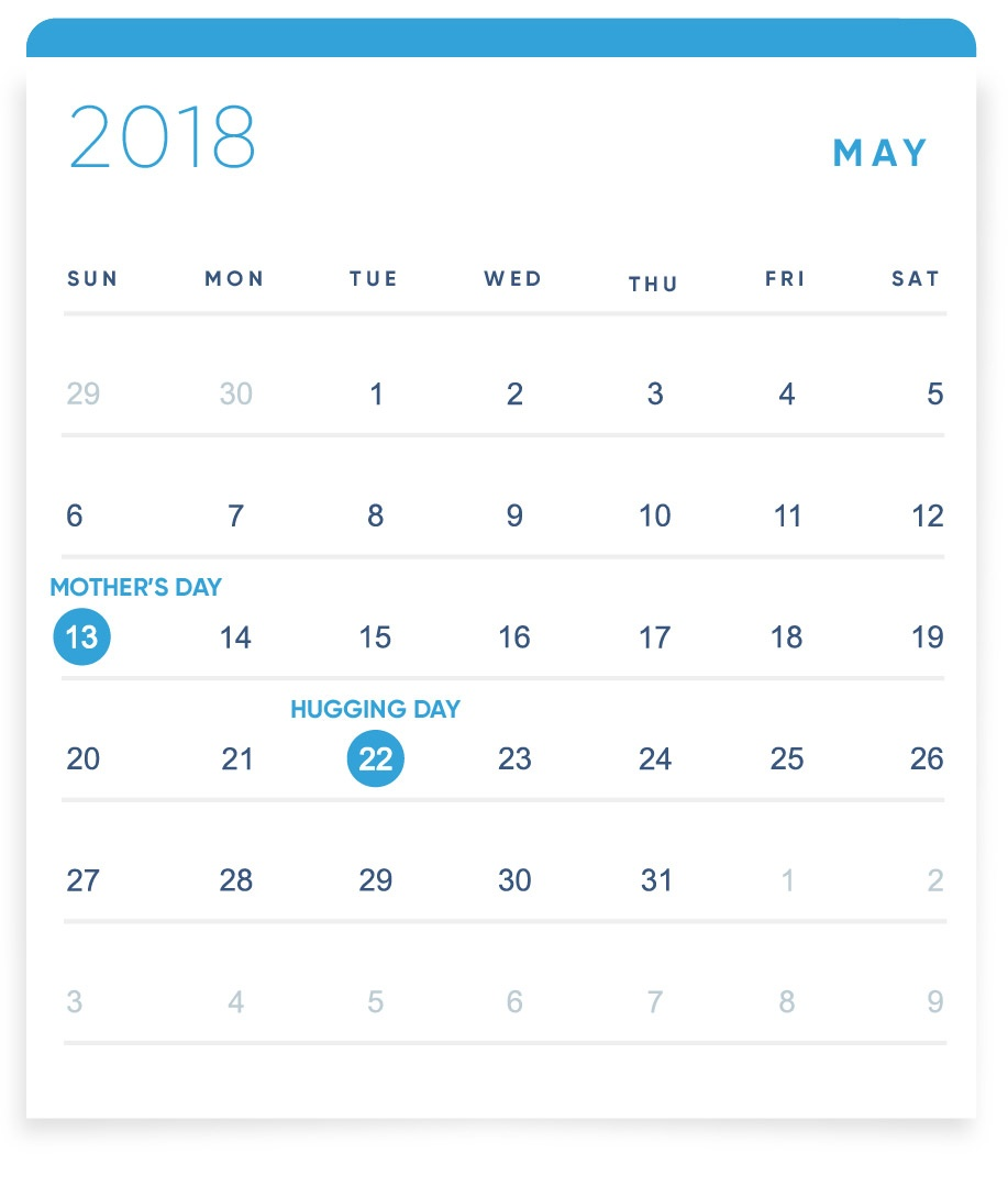 EBANX Holiday Calendar May