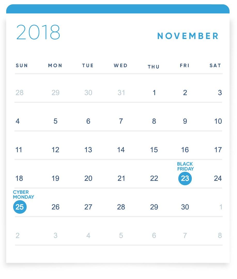 EBANX Holiday Calendar November
