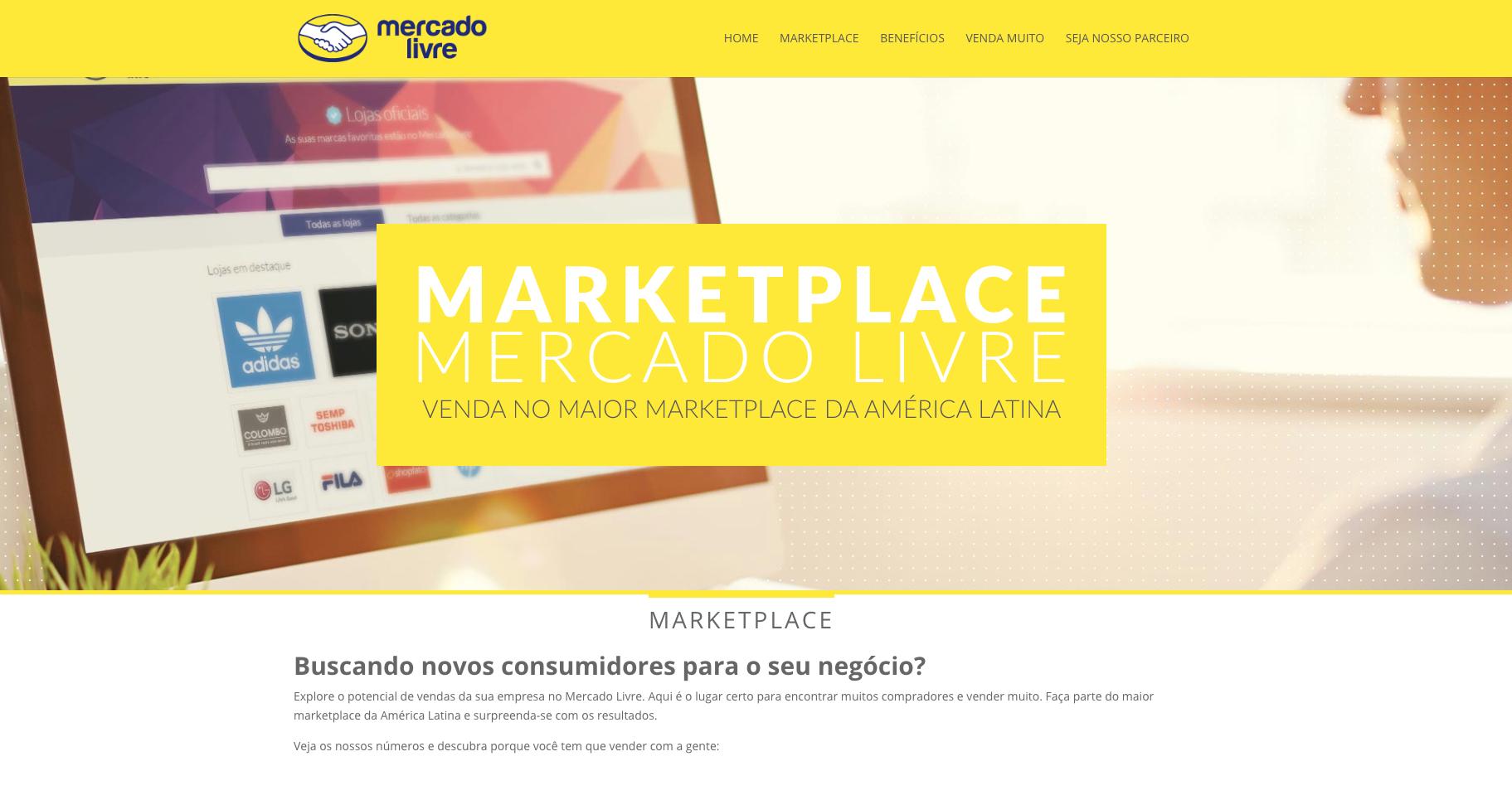 Marketplace: o que é e quais os melhores  - Mercadolivre