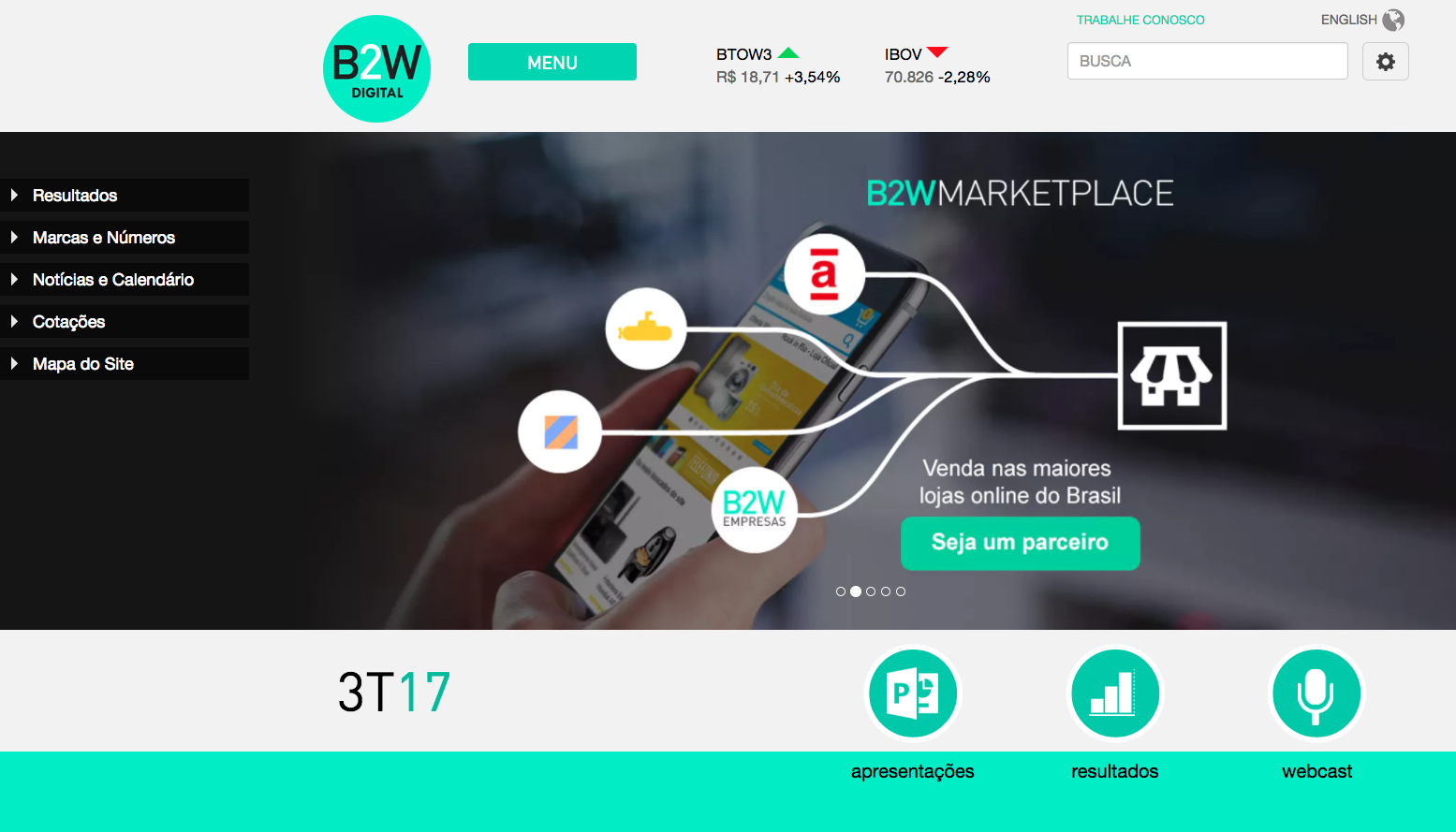 Marketplace: o que é e quais os melhores  - B2W