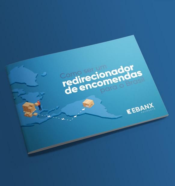 E-book EBANX Como ser um redirecionador de Encomendas