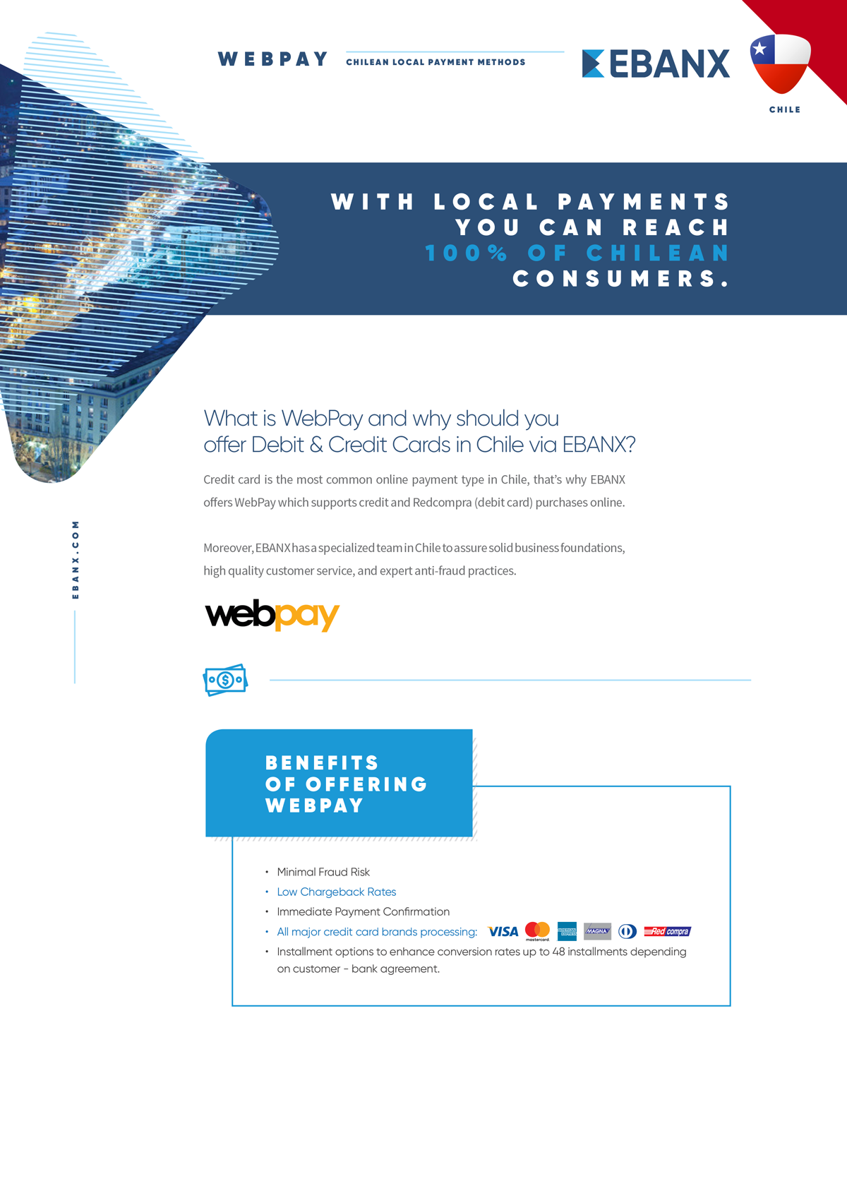 EBANX White Papers - Chile WebPay