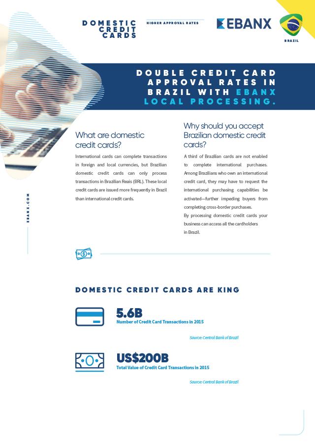White Paper EBANX Brazilian Domestic Credit Cards