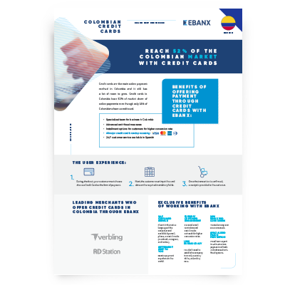 White Paper Colombia Credit Cards