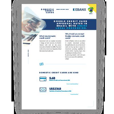 White Paper Brazilian Domestic Credit Cards