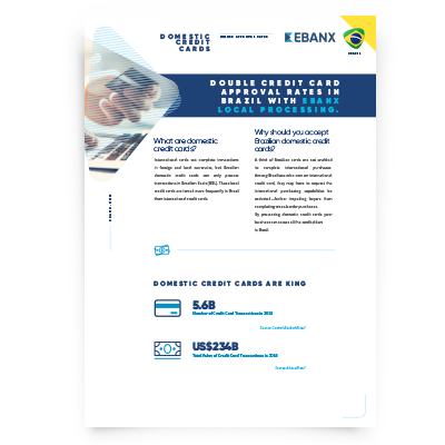 White Paper Brazilian Domestic Credit Cards