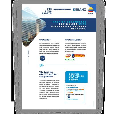 White Paper Colombia Via Baloto PSE