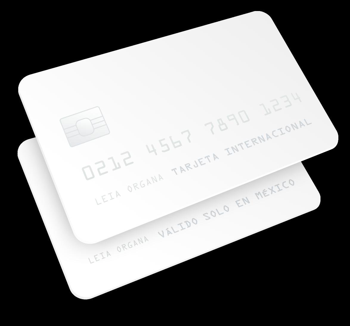 Tarjetas de Crédito en México