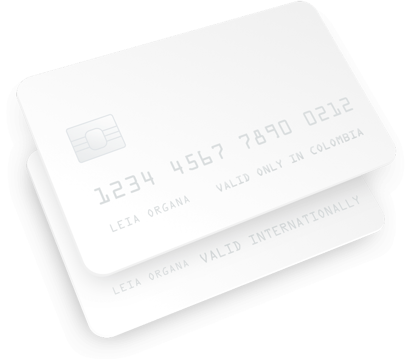 Credit cards in Colombia
