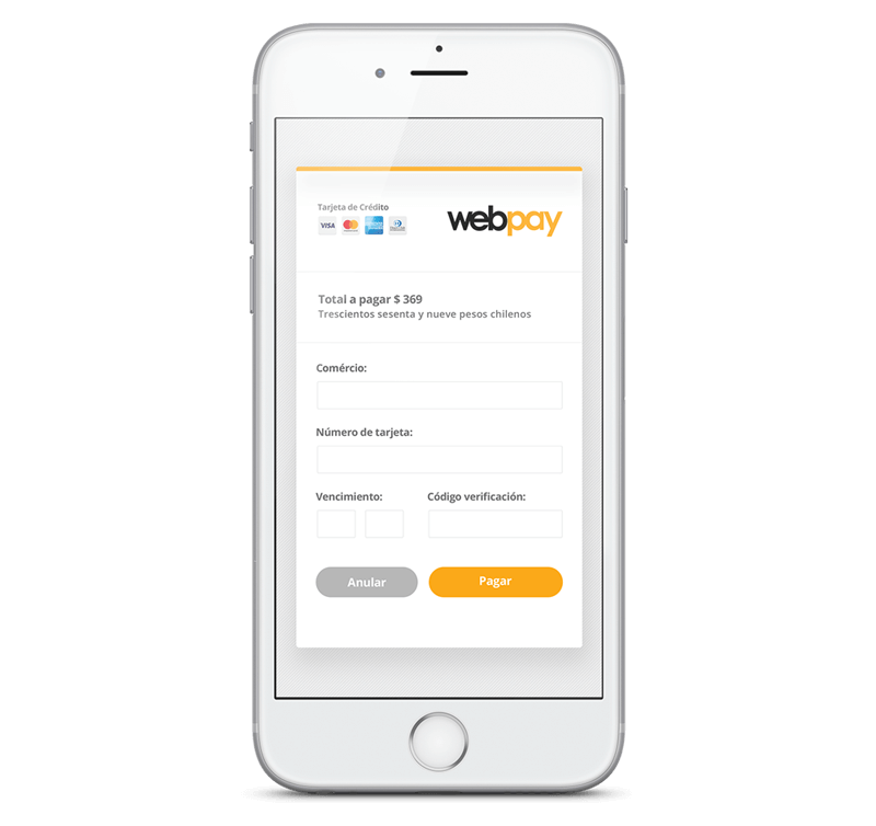 Webpay in Chile