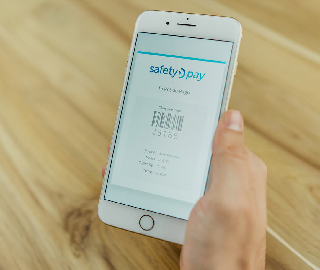 SafetyPay in Peru via EBANX