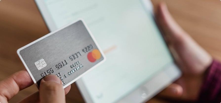 Tarjetas de crédito locales