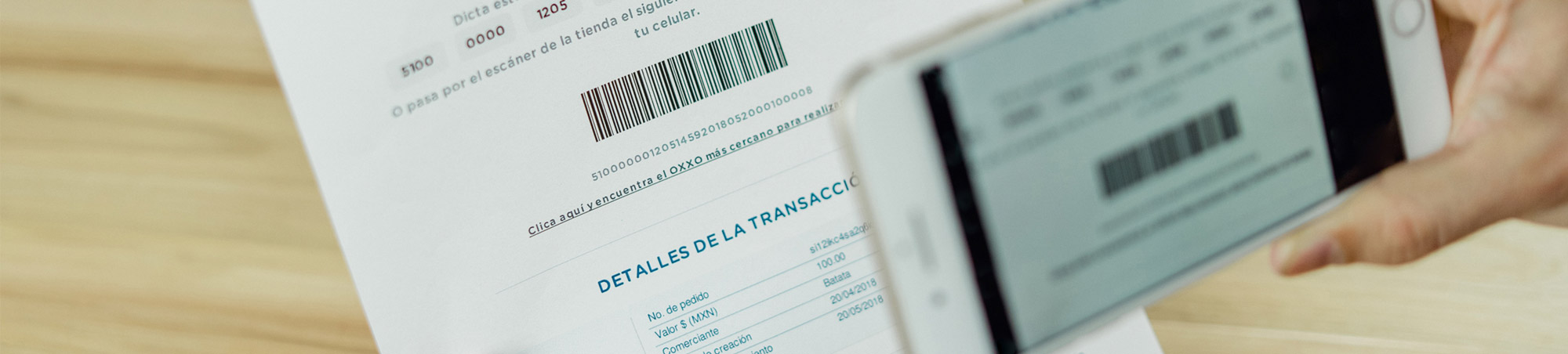 Voucher payments in Latin America