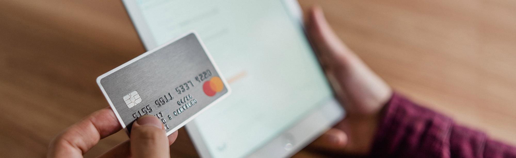 Credit cards in Latin America