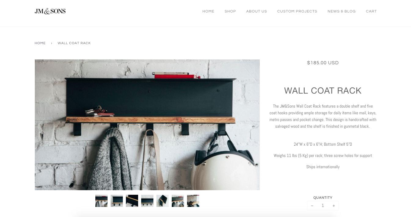 best-product-page-design-jm-sons