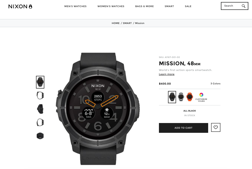 best-product-page-desing-nixon