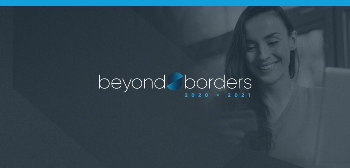 beyond borders 2020-2021