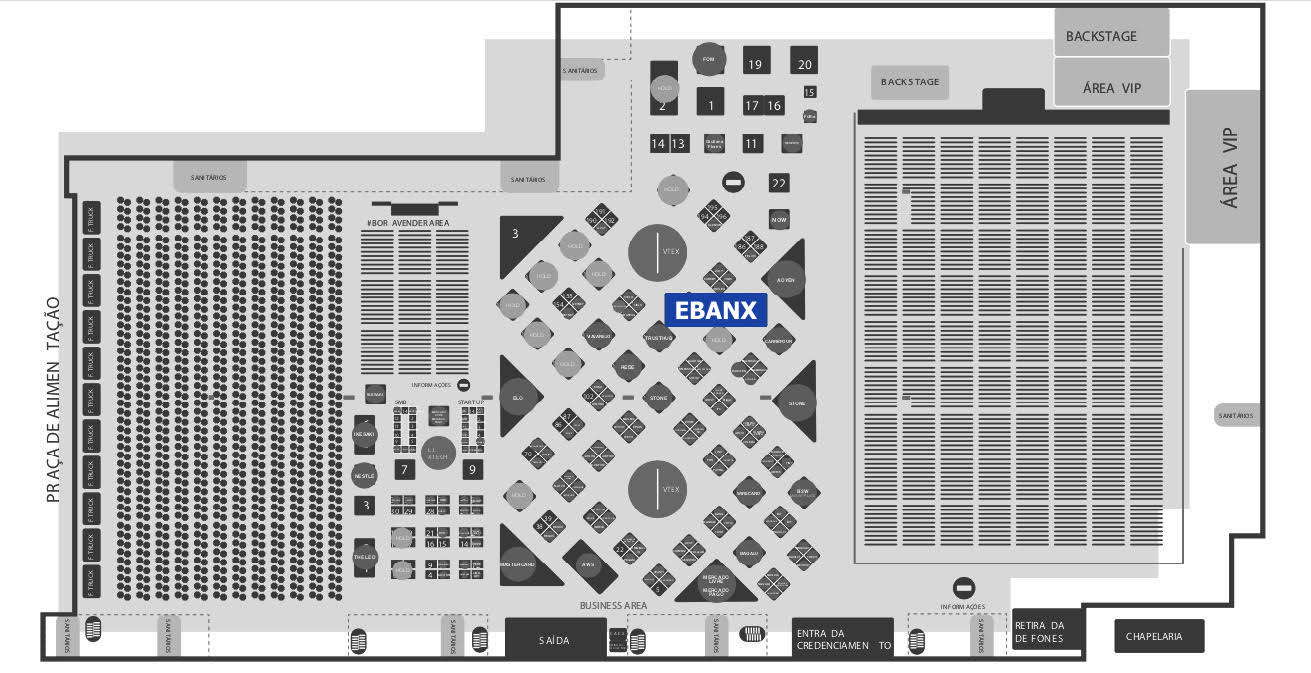 Find out EBANX booth