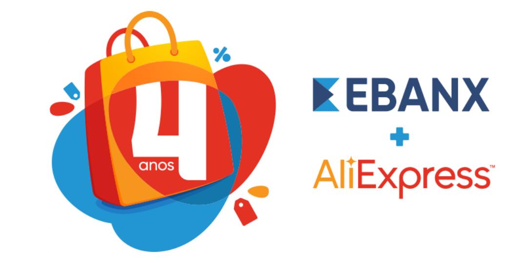 EBANX e AliExpress: uma parceria de sucesso