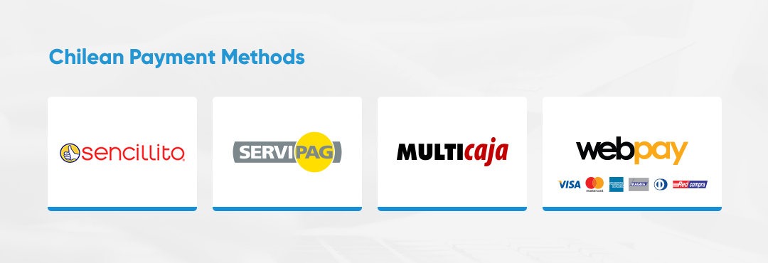 Chilean Payment Methods