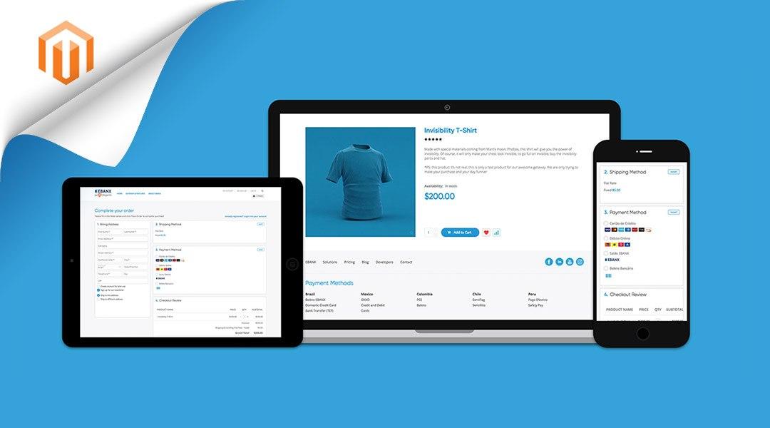 EBANX Magento: A B2B Gateway to Make Your Ecommerce Reach Latin America