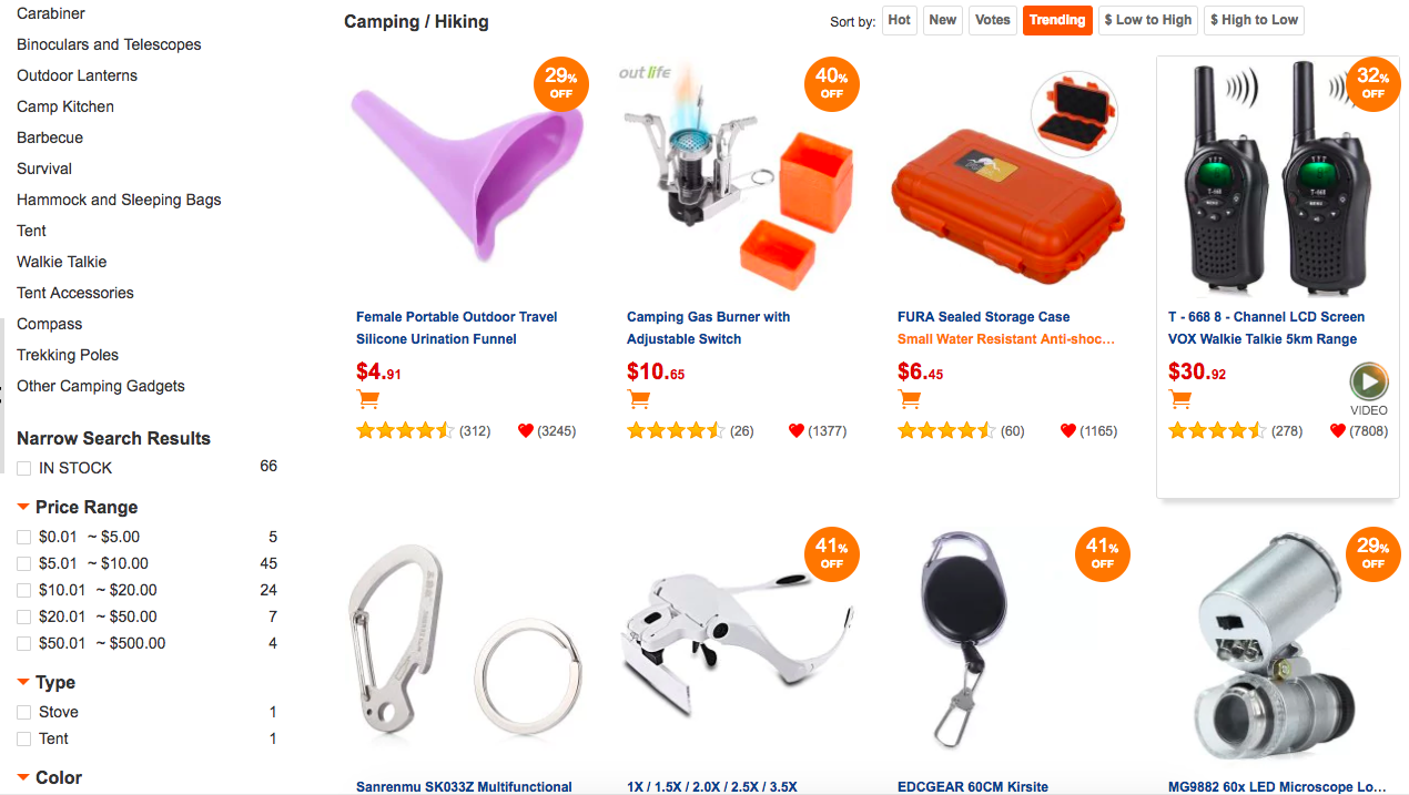camping-best-products-to-sell