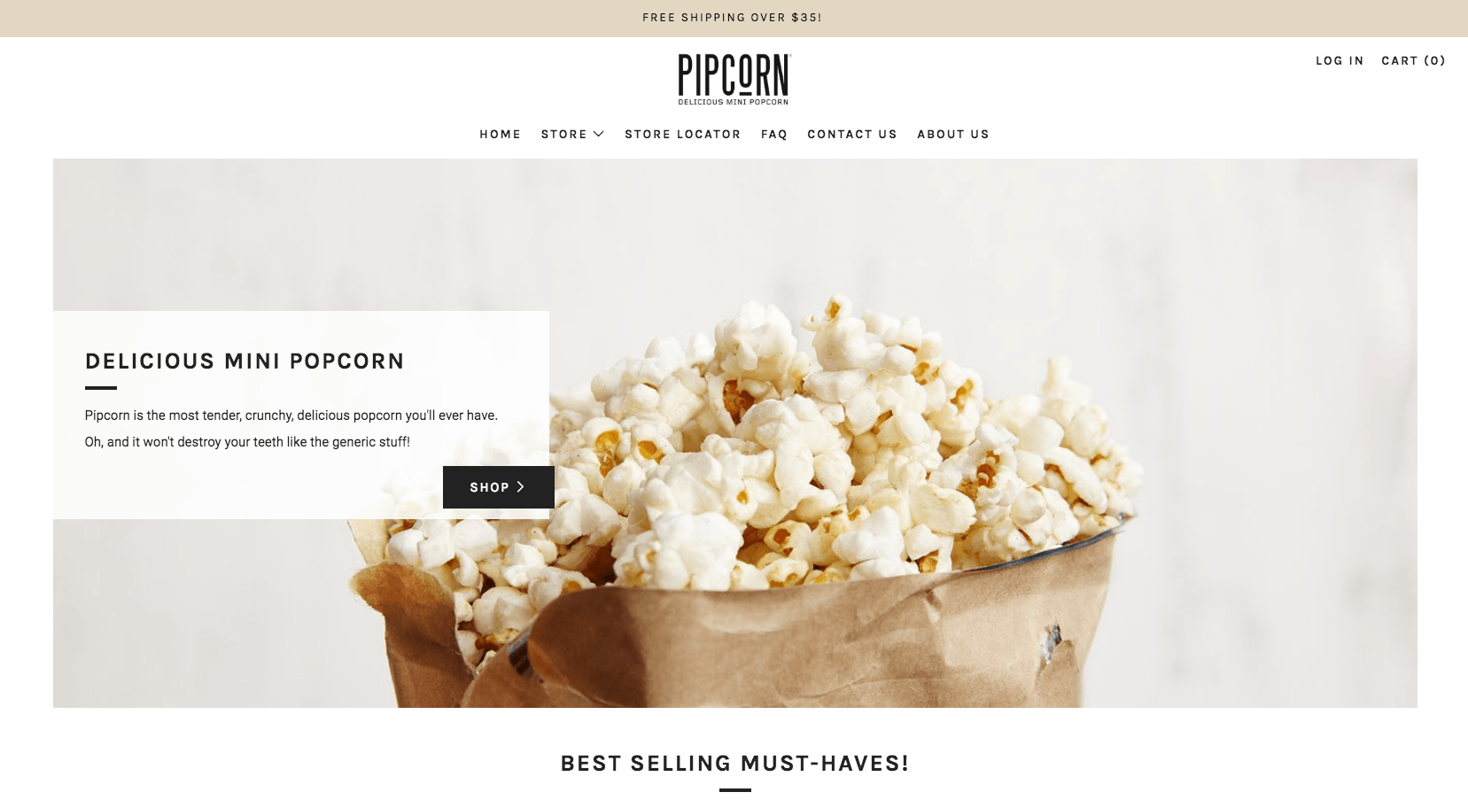successful-shopify-stores-pipcorn-labs