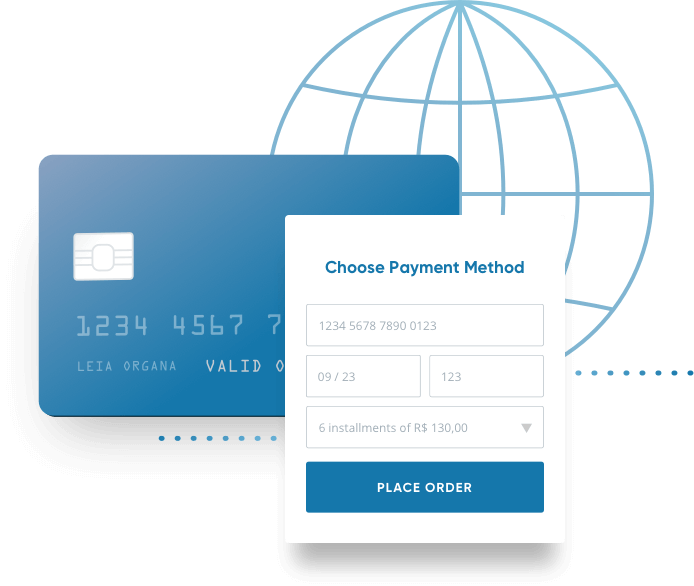 The international Payment Gateway in Latin America