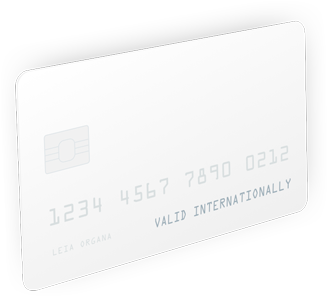 Latin American local credit cards